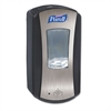 PURELL LTX-12 Touch-Free Dispenser, 1200mL, Black