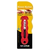 Klever Kutter Safety Cutter, 1 Razor Blade, Red