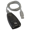 Tripp Lite USB High-Speed Serial Adapter, DB9 to USB