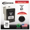 Remanufactured CH561WN (61) Ink, Black