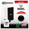 Remanufactured CD975AN (920XL) High-Yield Chipped Ink, Black