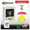 Innovera Remanufactured C4838A (11) Ink, Yellow