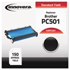 Innovera Compatible PC501 Thermal Transfer Print Cartridge, Black