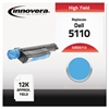 Innovera Compatible 310-7891 (5110) High-Yield Toner, Cyan