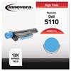 Innovera Compatible 310-7891 (5110) High-Yield Toner, Cyan