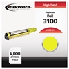 Compatible 310-5729 (3100) High-Yield Toner, Yellow