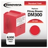 Compatible 765-9 Postage Meter Ink, Red
