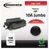 Innovera Remanufactured Q2610A(J) (10AJ) High-Yield Toner, Black