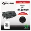 Remanufactured Q6511X(J) (11XJ) High-Yield Toner, Black