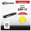 Remanufactured 7626A001AA (GPR-11) Toner, Yellow
