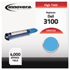 Innovera Compatible 310-5731 (3100) High-Yield Toner, Cyan
