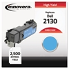 Remanufactured 330-1437 (2130) High-Yield Toner, Cyan