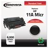Innovera Remanufactured Q6511A(M) (11AM) MICR Toner, Black