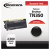 Remanufactured TN350 Toner, Black