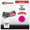 Remanufactured 310-9064 (1320) High-Yield Toner, Magenta