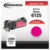 Compatible 106R01332 (6125) Toner, Magenta