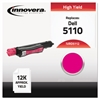 Innovera Compatible 310-7893 (5110) High-Yield Toner, Magenta