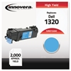 Innovera Remanufactured 310-9060 (1320) High-Yield Toner, Cyan