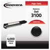 Compatible 310-5726 (3100) High-Yield Toner, Black