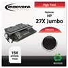 Innovera Remanufactured C4127X(J) (27XJ) High-Yield Toner, Black