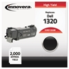 Remanufactured 310-9058 (1320) High-Yield Toner, Black