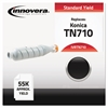 Innovera Remanufactured TN710 Toner, Black