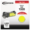 Innovera Remanufactured 310-9062 (1320) High-Yield Toner, Yellow