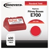Innovera Compatible 769-0 Postage Meter Ink, Red