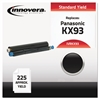 Compatible KX-FA93 Thermal Transfer Print Cartridge, Black