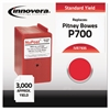 Compatible 793-5 Postage Meter Ink, Red