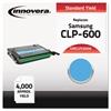 Innovera Compatible CLP-C600A Toner, Cyan
