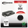 Remanufactured CE505X (05X) High-Yield Toner, Black