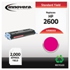 Innovera Remanufactured Q6003A (124A) Toner, 2000 Yield, Magenta