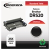 Innovera Remanufactured DR520 Drum Unit, Black