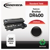 Innovera Remanufactured DR400 Drum Unit, Black