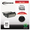Remanufactured 12A6765 (T620) High-Yield Toner, Black