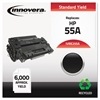 Remanufactured CE255A (55A) Toner, Black