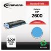 Innovera Remanufactured Q6001A (124A) Toner, Cyan