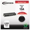 Remanufactured C7115A (15A) Toner, Black