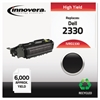 Remanufactured 330-2666 (2330) High-Yield Toner, Black