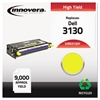 Innovera Remanufactured 330-1204 (3130) High-Yield Toner, Yellow