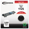 Innovera Remanufactured 310-9319 (1125) High-Yield Toner, Black
