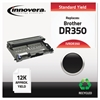 Innovera Remanufactured DR350 Drum Unit, Black