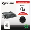Innovera Remanufactured Q5942A (42A) Toner, Black