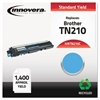 Innovera Remanufactured TN210C Toner, Cyan