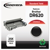 Innovera Remanufactured DR620 Drum Unit, Black