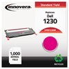 Remanufactured 330-3014 (1230) Toner, Magenta