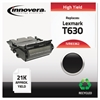 Innovera Remanufactured 12A7362 (T630) High-Yield Toner, Black