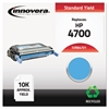 Innovera Remanufactured Q5951A (643A) Toner, Cyan