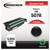 Innovera Remanufactured CE400A (507A) Toner, Black
